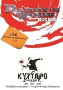 Daddy's Work Blues Band Live @ KYTTARO MUSIC BAR