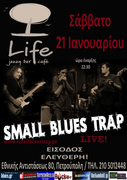 SMALL BLUES TRAP - LIVE @ LIFE JAZZY BAR
