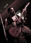 Michael Dotson power Trio + Congo Square Blues Band Live at Vinilion