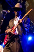 Michael Dotson Blues Band Live @ Vinilion