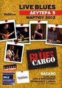 Blues Cargo Lived at BACARO