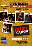 Blues Cargo + De Ja Blues Band Live at Rockwood