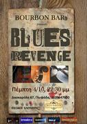 Blues Revenge Live @ Bourbon Bar (www.myspace.com/bluesrevenge)