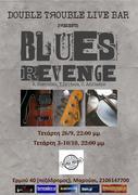 Blues Revenge Live @ Double Trouble Live Bar (www.myspace.com/bluesrevenge)