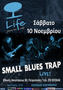 """SMALL BLUES TRAP - Live @ """"LIFE JAZZY BAR"""""""