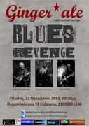 Blues Revenge Live @ Ginger Ale (www.myspace.com/bluesrevenge)