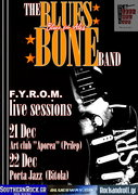 "THE BLUESBONE BAND ""F.Y.R.O.M. Live sessions"""
