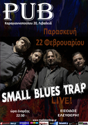 SMALL BLUES TRAP @ PUB (Λιβαδειά)