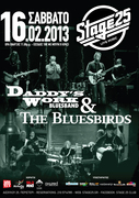 DADDY'S WORK BLUES BAND & THE  BLUESBIRDS @ STAGE 25