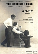 The Blue Side Band & KAMP the band LIVE @ After Dark