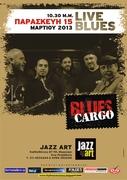 Blues Cargo Live at Jazz Art Free Entrance