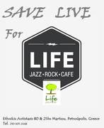 SAVE LIFE JAZZY BAR!