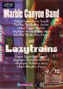 Marble Canyon Band & Lazytrains live Μουσικό στέκι Ιλιου