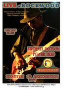 Michael Dotson Blues Power Trio Live at Rockwood Πέμπτη 19 Δεκεμβρίου