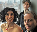 PAULA MORELENBAUM with the BOSSARENOVA TRIO
