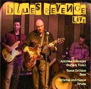 Blues Revenge Live @ Kerameio Bar