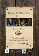 Daddy's Work Blues Band Live @ Barrel House