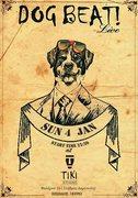 Dog Beat! Live at Tiki Bar