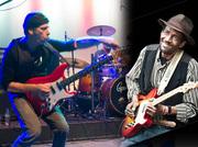 Simos Kokavesis & The blues Co. welcome Michael Dotson @ Lazy Club
