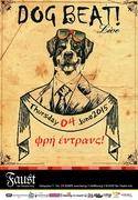 Dog Beat ! Live @ Faust THU JUNE 4