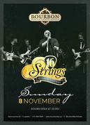 SIXTEEN STRINGS LIVE @ BOURBON BAR Glyfada, November 8 !!