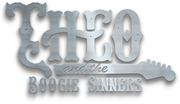 Theo & The Boogie Sinners Christmas R&R bash @ Rock n Roll Music Diner, Rhodes