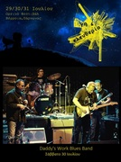 Daddy's Work Blues Band at Oreino Festival (γη και ελευθερία)
