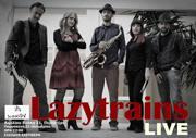 Lazytrains live Kaxon