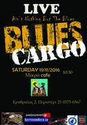 Blues Cargo live at Μικρό Καφέ.