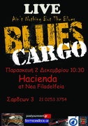 Blues Cargo Live at Hacienda