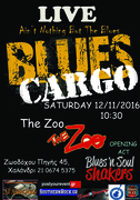 Blues Cargo + Blues'n Soul Shakers Live t Zoo