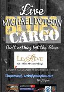 Blues Cargo featuring Michael Dotson live at Le Reve