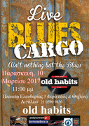 Blues Cargo live at Old Habits