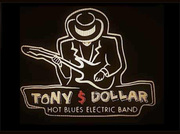 Chicago Blues with Tony Dollar and band.