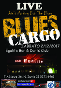 Blues Cargo live at Egalite