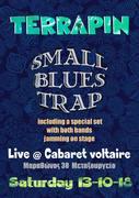 TERRAPIN - SMALL BLUES TRAP live @Cabaret Voltaire