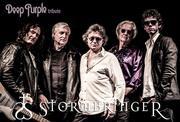 50 χρόνια DEEP PURPLE - Stormbringer Live