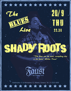 Shady Roots live @ Faust