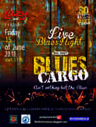 Blues Cargo Live at Lazy