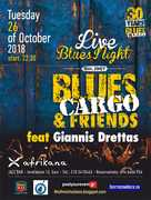 Blues Cargo and Friends feat. Giannis Drettas