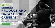 Infosession on Product and Data Science Careers