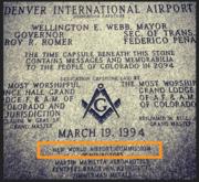 Denver International Airport Capstone
