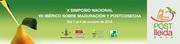 X Simposio Nacional y VII Ibérico sobre Maduración y Postcosecha de Frutas y Hortalizas