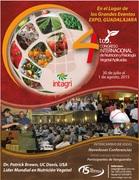4to Congreso Internacional en Nutrición y Fisiología Vegetal Aplicadas