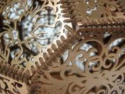 """""""Truncated Cuboctahedron"""" Detail 3"""