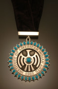 Institute of American Indian Arts Presidential Medallion