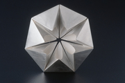 Geometric Brooch