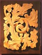 Baroque-Dada wall sculptue resized