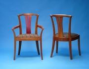 Thoe-Linnea Grande arm and side chair-chair