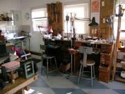 Studio - benches